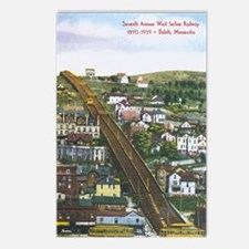 Incline_PrintFramed Postcards (Package of 8)