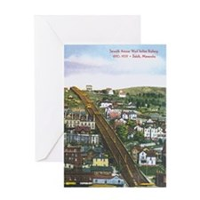 Incline_Pcard Greeting Card