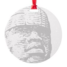 Black history, Olmec head Ornament