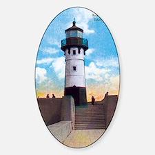 NPier_Pcard Sticker (Oval)