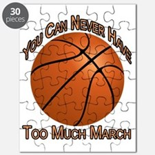 Never Have Too Much March Puzzle