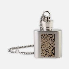 Popcorn_cafepress_iTouch4case Flask Necklace