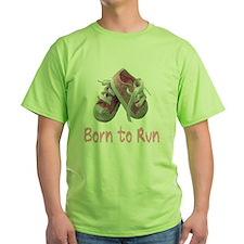 Born to Run_Girl T-Shirt
