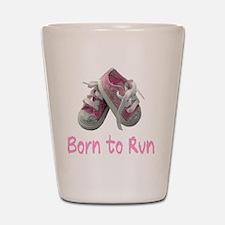 Born to Run_Girl Shot Glass