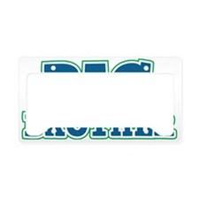 Big Brother License Plate Holder