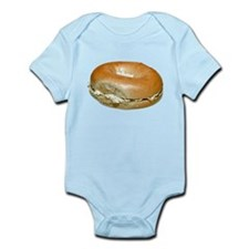 Bagel and Cream Cheese Infant Bodysuit