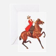 High Aside Greeting Cards (Pk of 10)