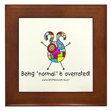 """Normal"" Framed Tile"