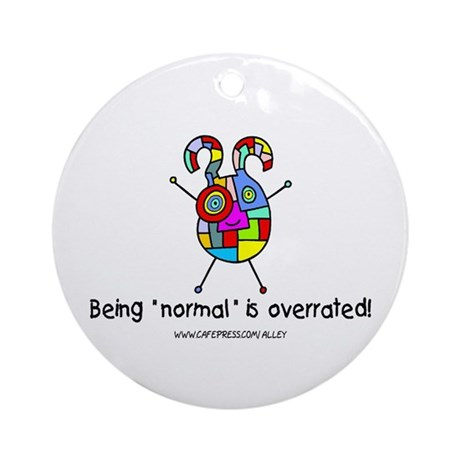 """""""Normal"""" Ornament (Round)"""