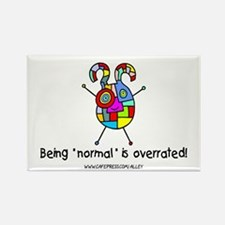 """""""Normal"""" Rectangle Magnet (10 pack)"""