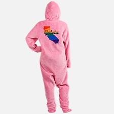 Goleta Footed Pajamas