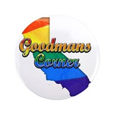 """Goodmans Corner 3.5"""" Button"""