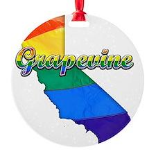 Grapevine Ornament