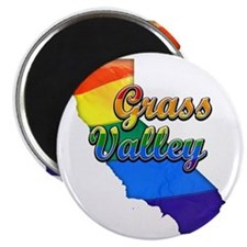 Grass Valley Magnet