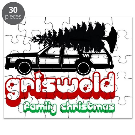 Griswold Family Christmas - vacation Puzzle