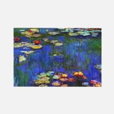 GC Monet WL1916 Rectangle Magnet