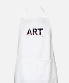 Twyla Tharp Quote BBQ Apron