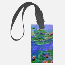 K/N Monet WLRed Luggage Tag