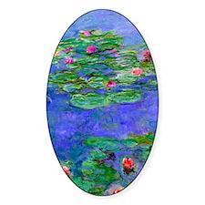 K/N Monet WLRed Decal