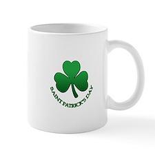 Cute Irish american saint patricks day Mug