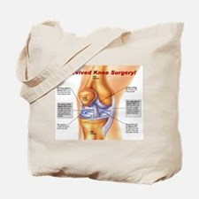 Knee Surgery Gift 11 Tote Bag