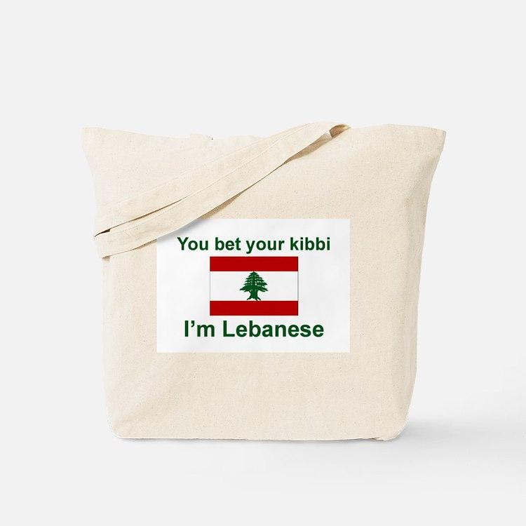 Lebanese Kibbi Tote Bag