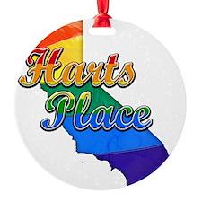 Harts Place Ornament