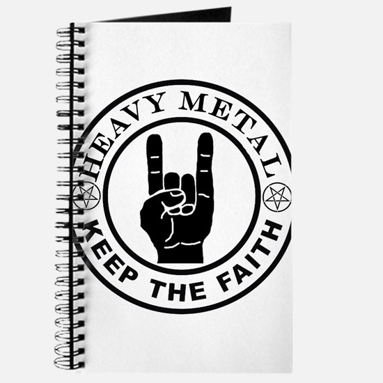 HEAVY METAL KEEP THE FAITH northern soul Journal