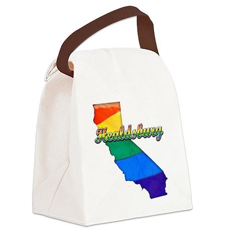 Healdsburg Canvas Lunch Bag