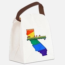Healdsburg Canvas Lunch Bag