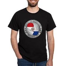 Paraguay Asuncion LDS Mission Flag Cu T-Shirt