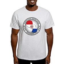 Paraguay Asuncion LDS Mission Flag C T-Shirt