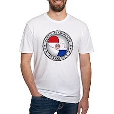 Paraguay Asuncion LDS Mission Flag  Shirt