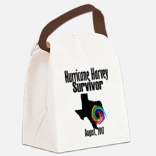 Unique Texas Canvas Lunch Bag