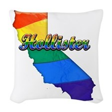 Hollister Woven Throw Pillow