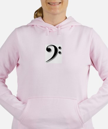 The Impressive Bass Clef Sweatshirt