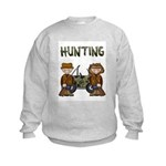 Hunting Kids Sweatshirt