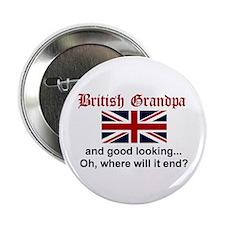 British Grandpa-Good Lkg Button