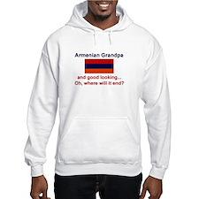 Gd Lkg Armenian Grandpa Hoodie