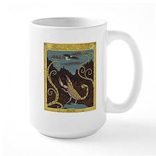Scorpio oversized mug