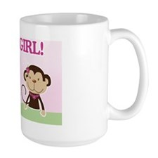 Its a Girl Baby Shower Yard sign Mug