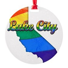 Lake City Ornament