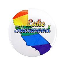"Lake Sherwood 3.5"" Button"
