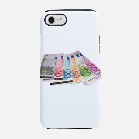 European money iPhone 7 Tough Case