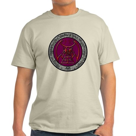 seal of rlyeh color Light T-Shirt