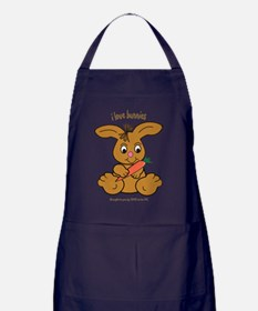 BUNNY - LOVE TO BE ME Apron (dark)