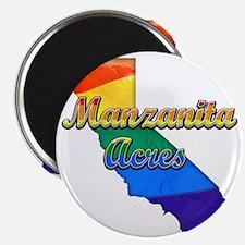 Manzanita Acres Magnet