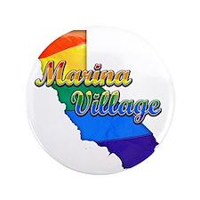 "Marina Village 3.5"" Button"