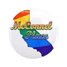 """McConnel Place 3.5"""" Button"""