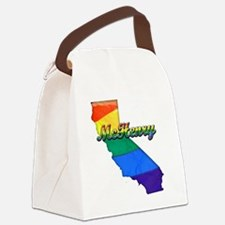 McHenry Canvas Lunch Bag